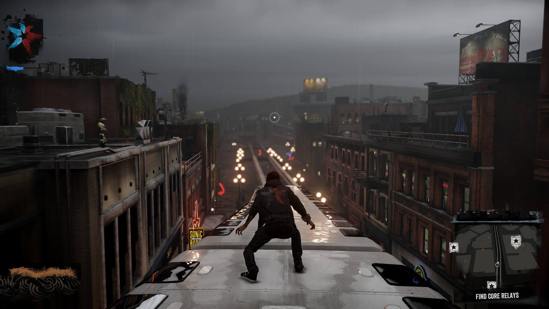 new infamous  second son in