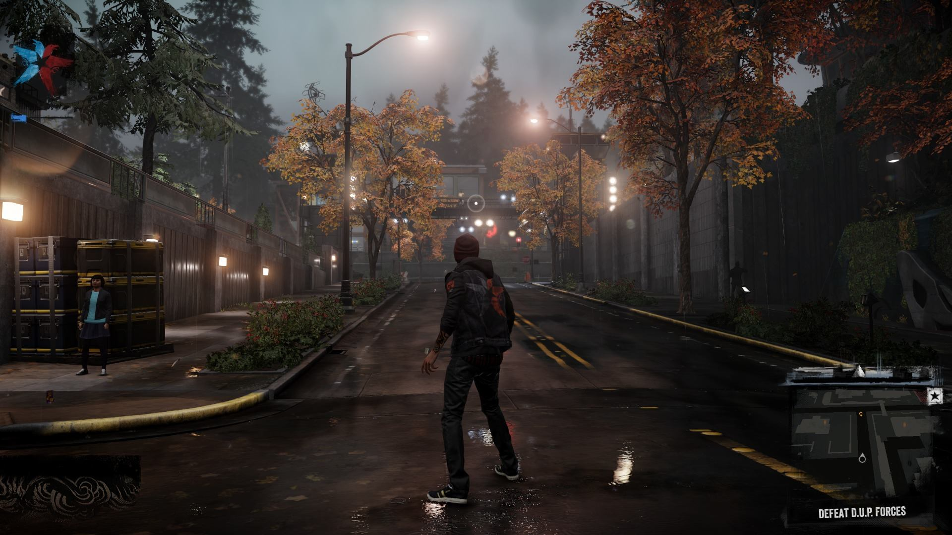 Infamous second son review leaked celebrity
