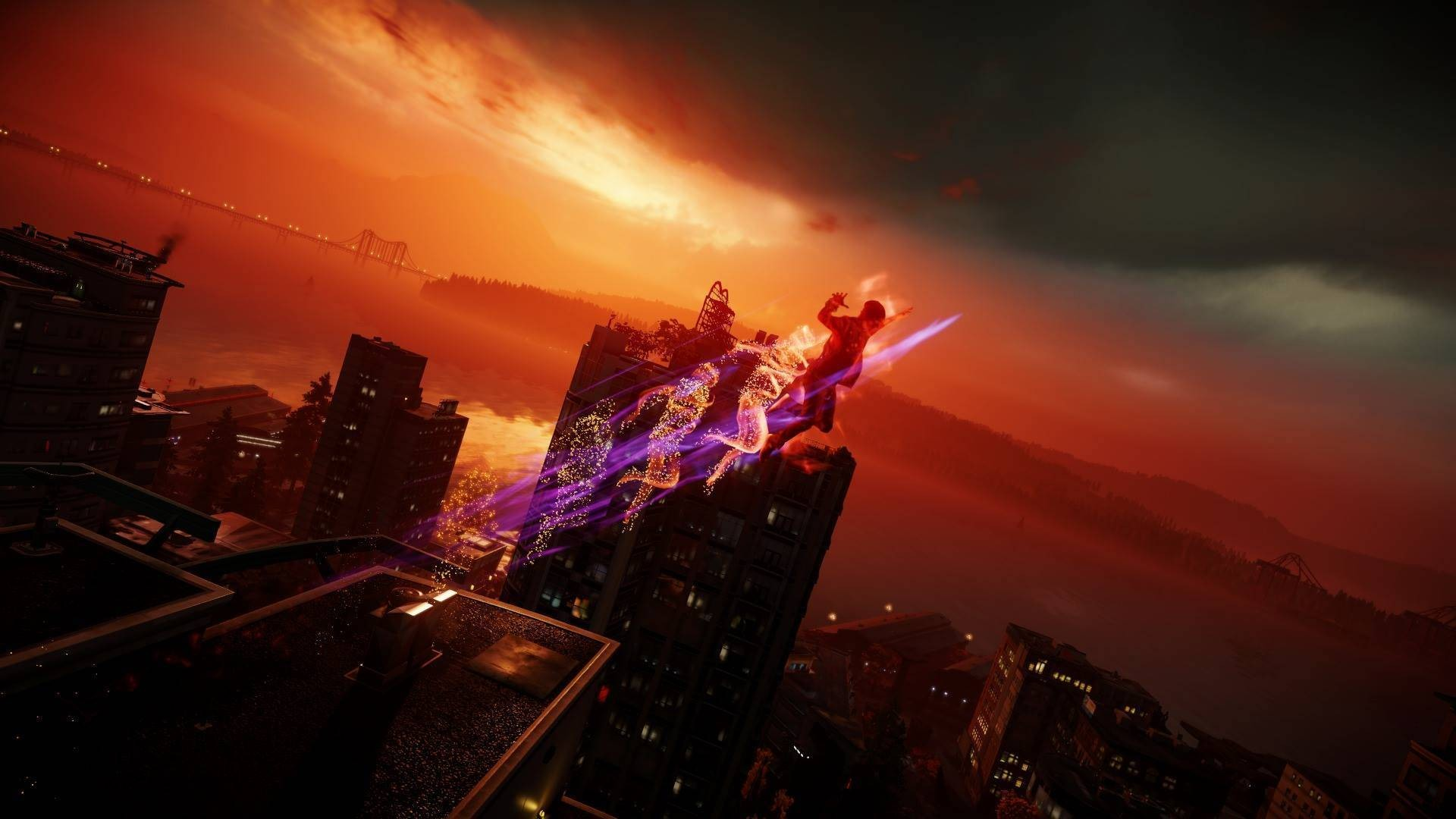 New Infamous: Second Son screens via new Photo-Mode looks ...