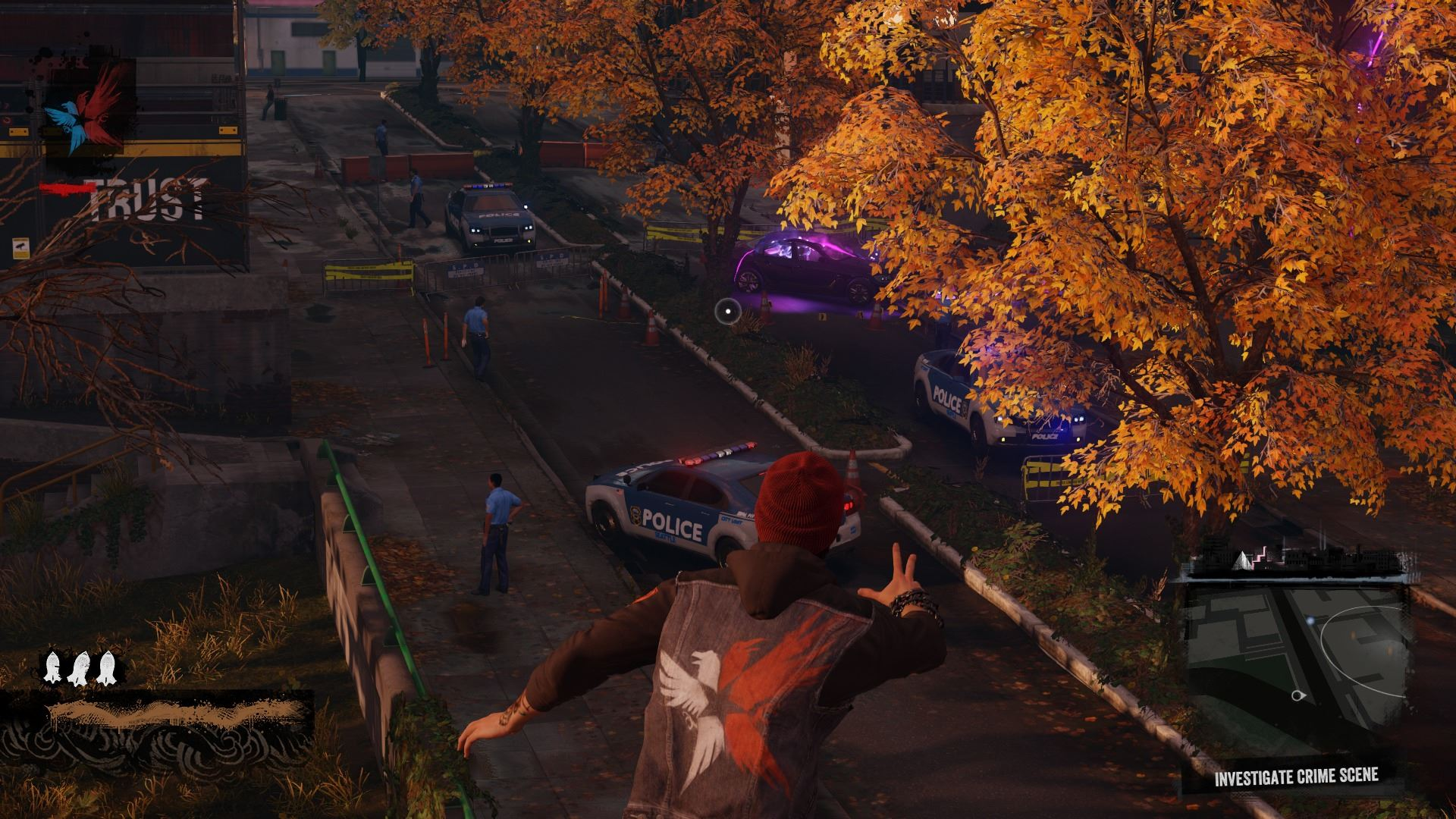 Infamous: Second Son Leak: New Hi-Res Screens, Over An ...
