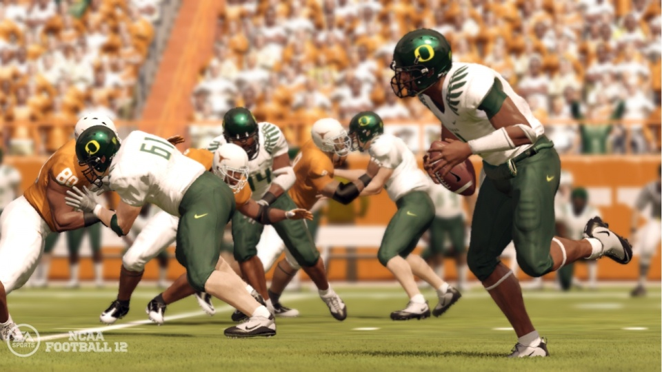 Ncaa football 12 review ps3