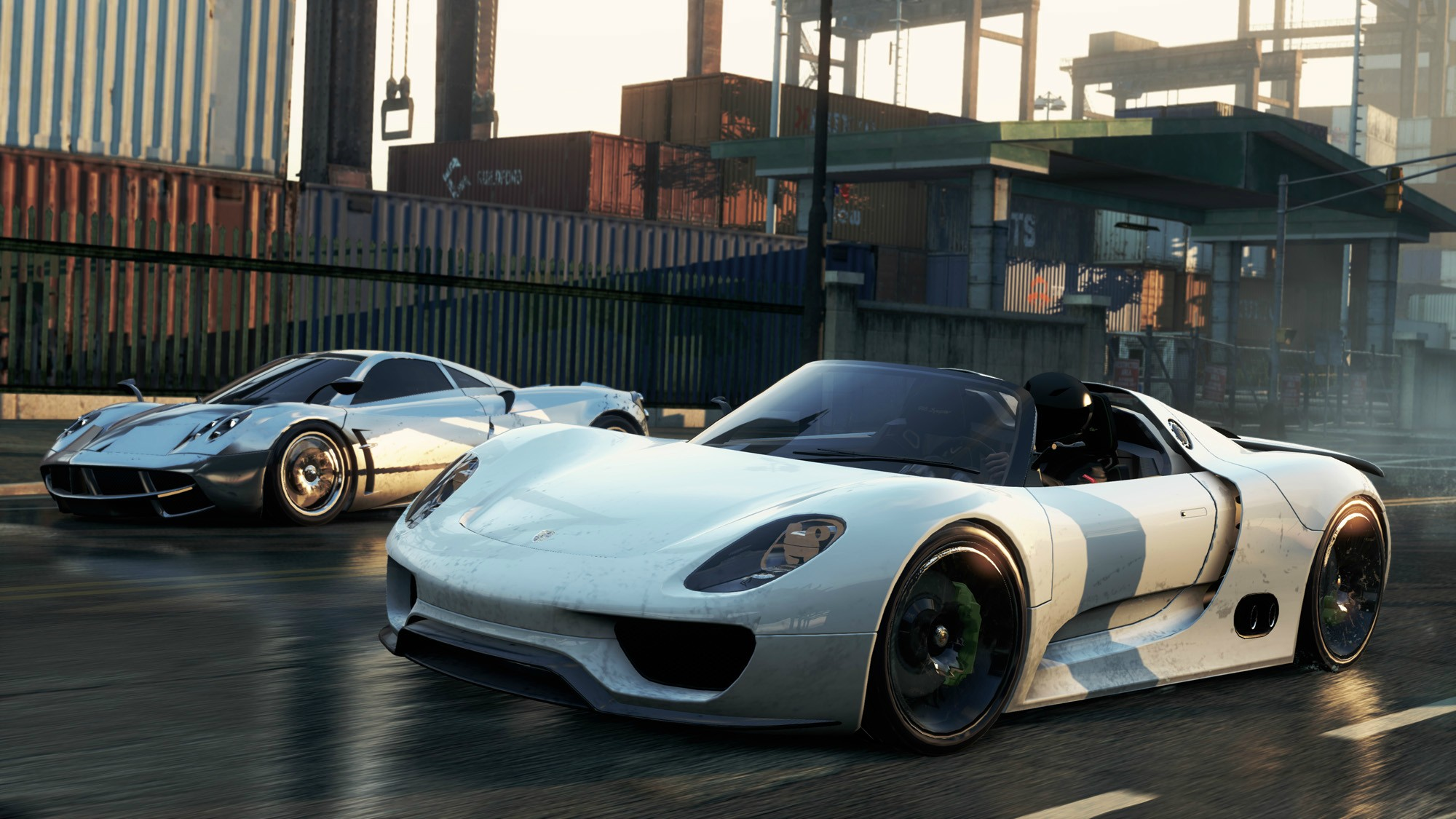 2 Need For Speed Most Wanted Image 3