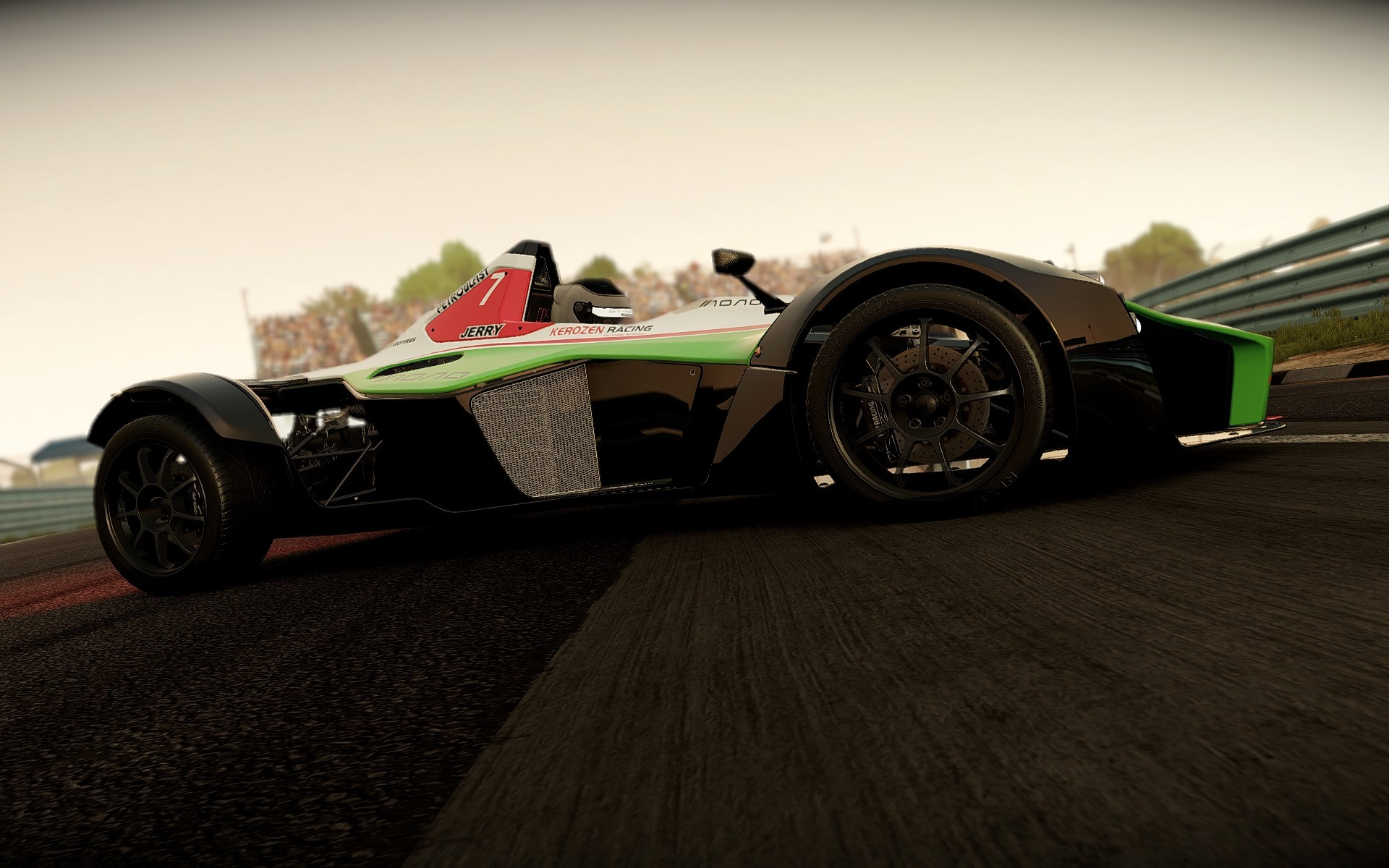 project cars lastest screens are visuals treat  leaves competitor far behind in competition