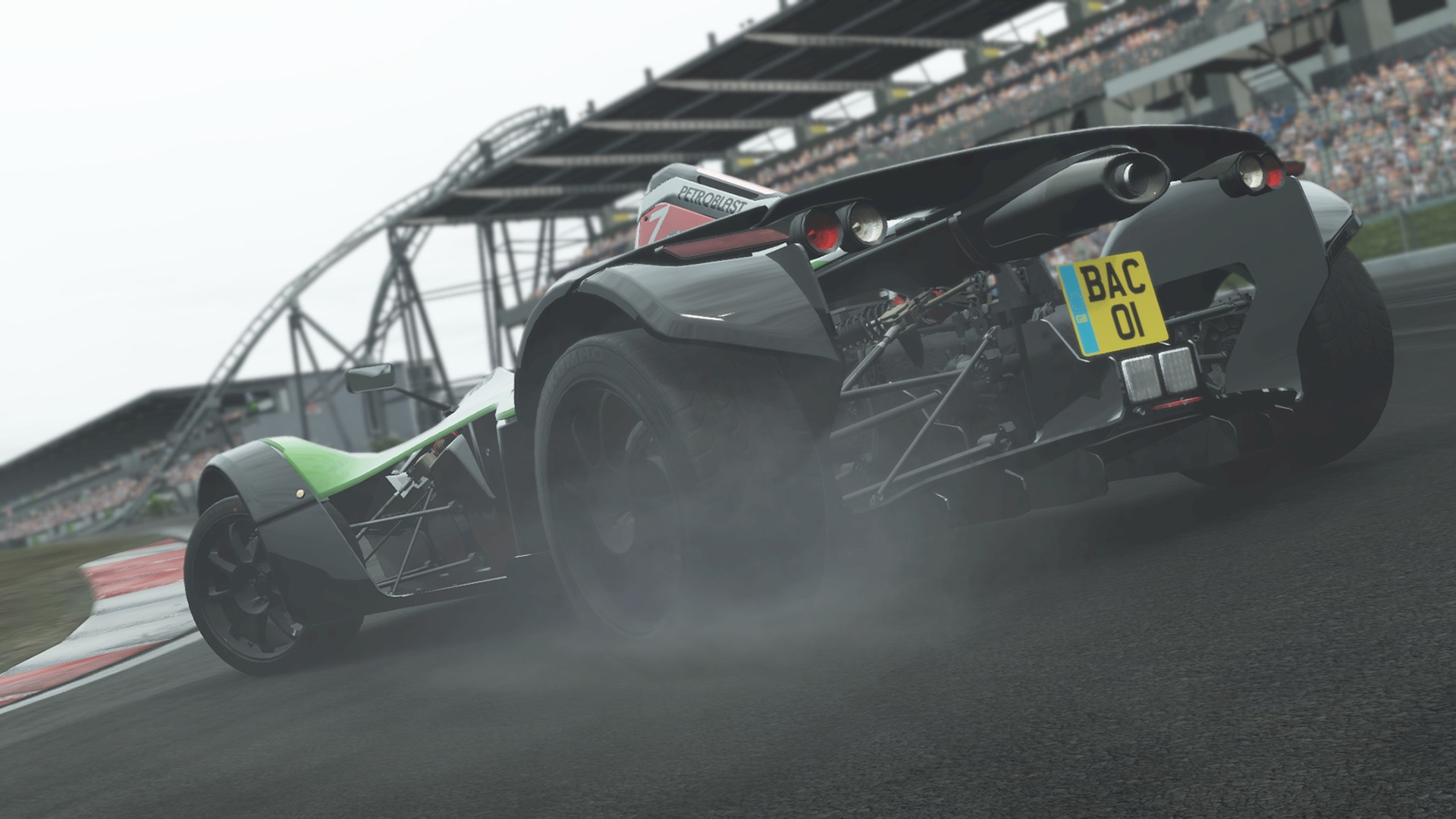 sony unveils first look of project cars on playstation 4. Black Bedroom Furniture Sets. Home Design Ideas