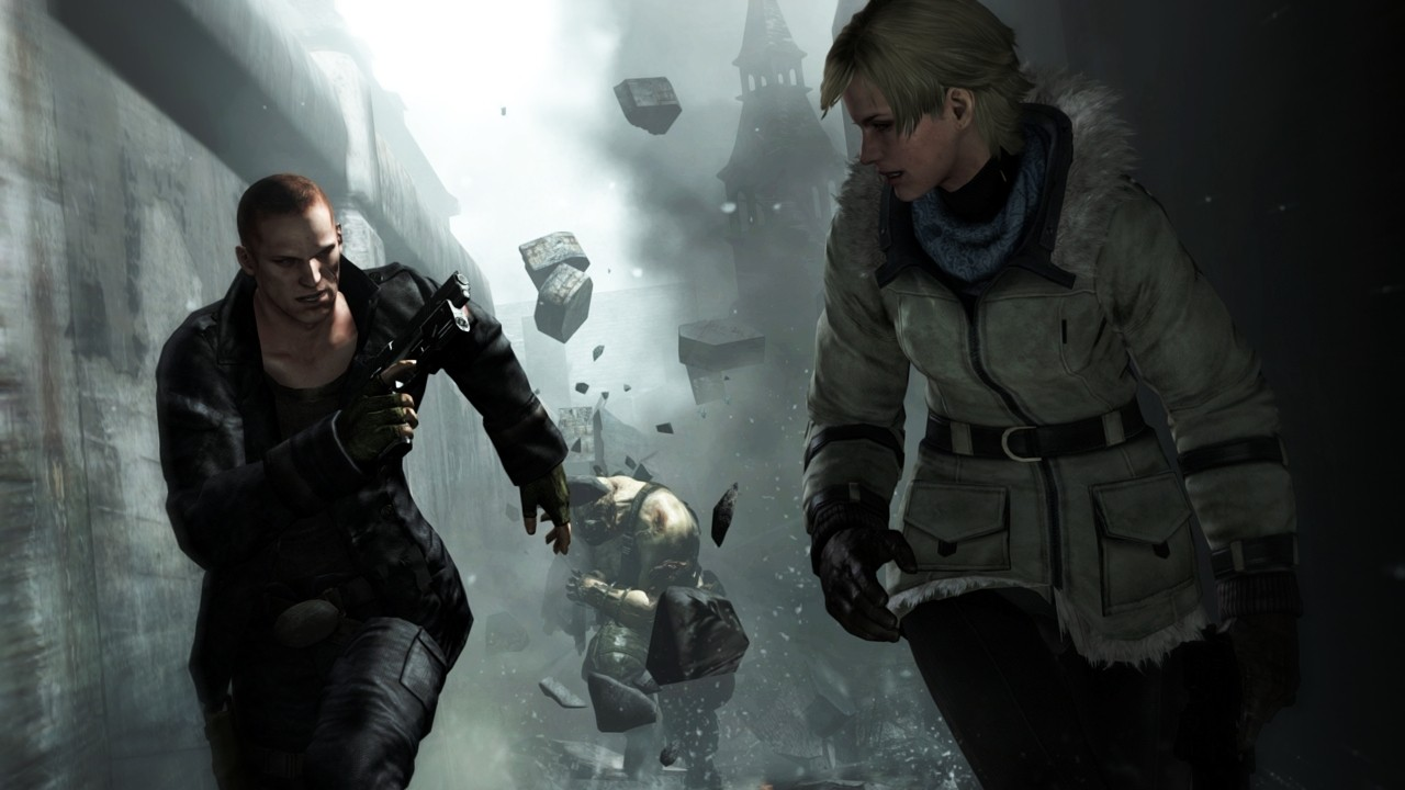 Resident Evil 6 Review - PS3