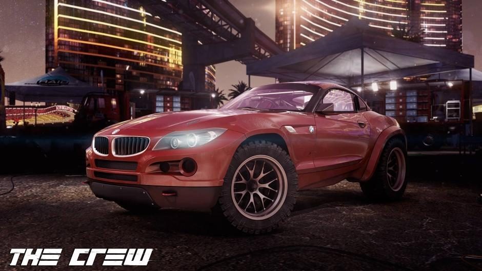 Ubisoft S The Crew Gets 10 New Screenshots Shows Cars Cities And World S Map