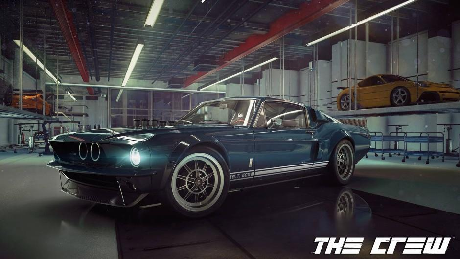 Ubisoft's The Crew Gets 10 New Screenshots, Shows Cars ...
