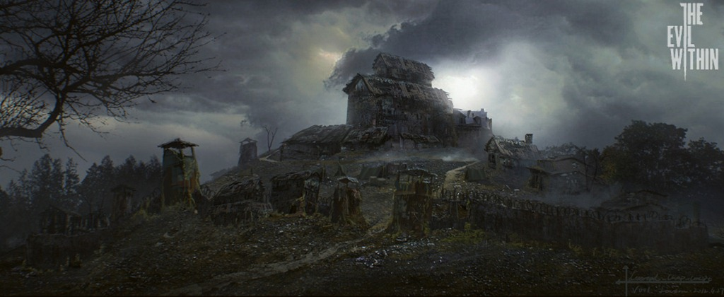 New The Evil Within Concept Art Leaked via Fan Site Show