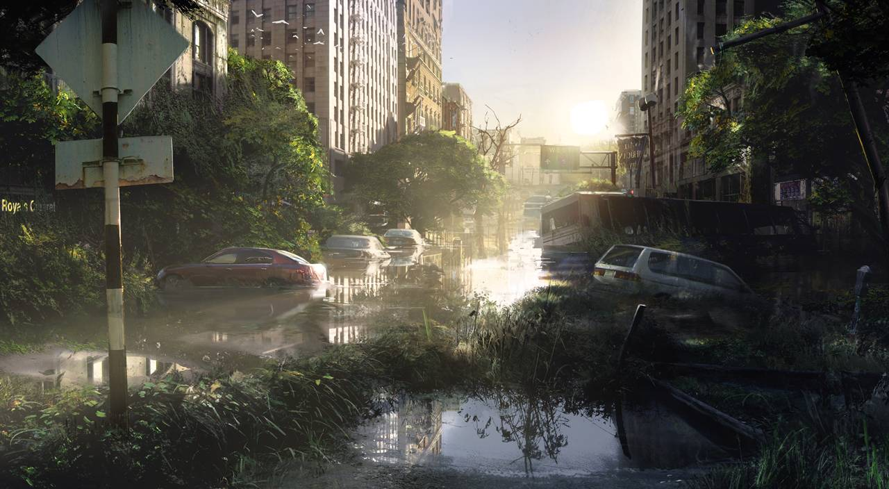 The last of us new and impressive screenshots and concept art - The last story hd ...