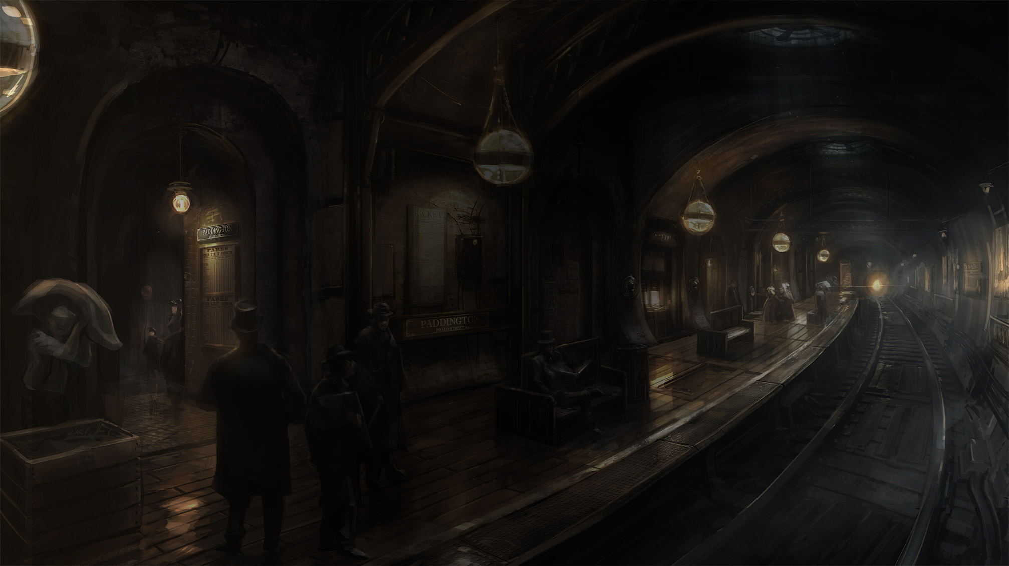 PS4 Exclusive The Order: 1886 Gets New Gorgeous Looking ...