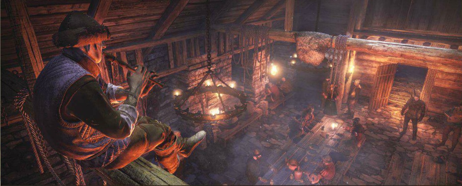 the witcher 3 screenshot 2 The Witcher 3 همراه با اولین تصاویر و اطلاعات رسما تایید شد