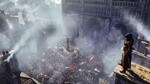 Ubisoft Talks About Assassin S Creed Unity Graphics