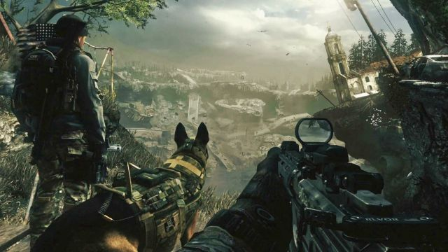 Call of Duty: Ghosts In-Game screen 1