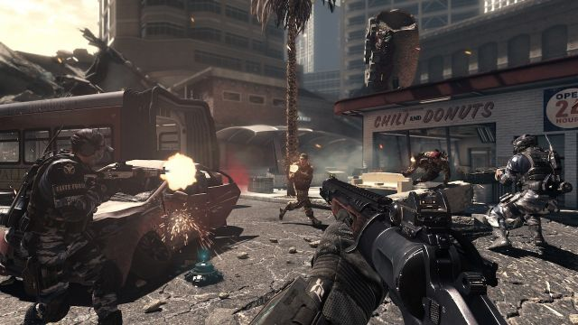 Call of Duty: Ghosts In-Game Screen 3
