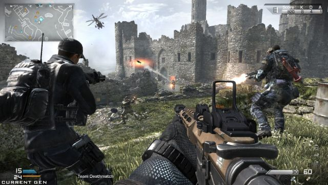 Call of Duty: Ghosts In-Game Screenshot 4