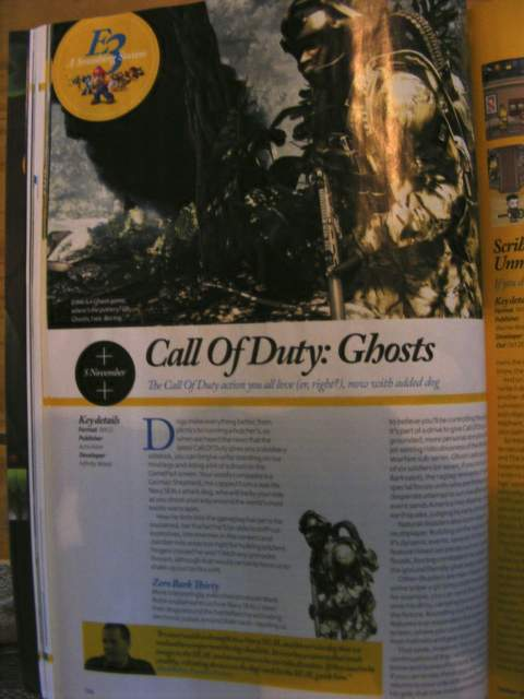 Call of Duty: Ghosts ONM Preview Image 2