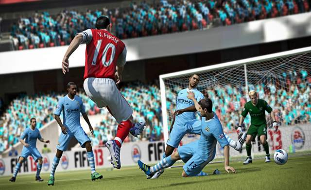 FIFA 13 Comparison Screen 2