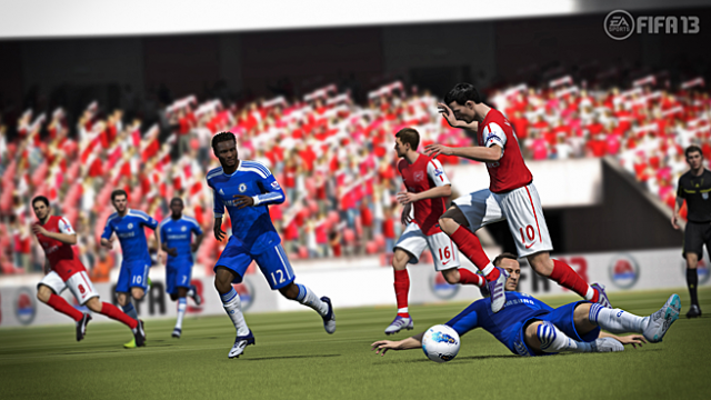 FIFA 13 Comparison Screen 4