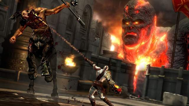 God of War III screen 2