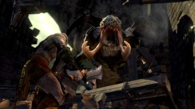 God of War: Ascension screen 2
