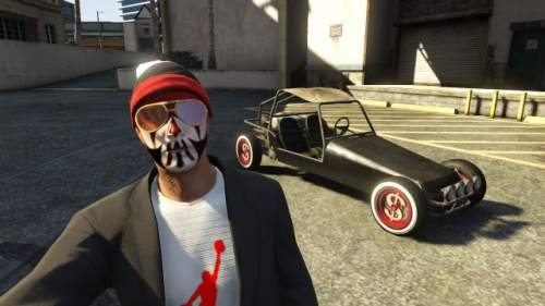 GTA Online Customize Buggy