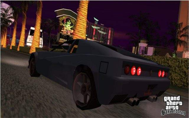 GTA San Andreas Picture 1