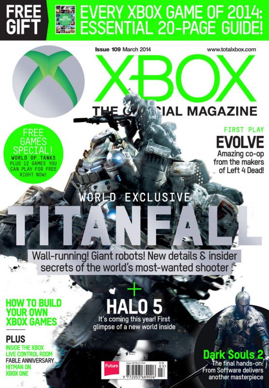 Halo 5 Will Release In 2014 Says Official Xbox Magazine