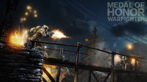 Medal of Honor: Warfighter Chitral Compound Map screenshot