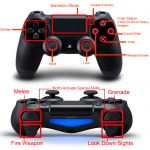 Destiny PS4 Controller Layout Design