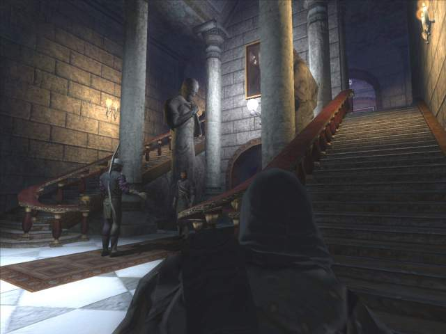 Thief: Deadly Shadows screen 1