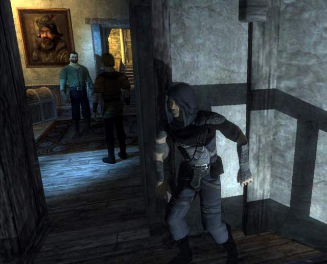 Thief: Deadly Shadows screen 2