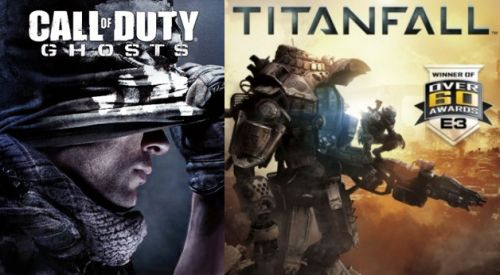 Call of Duty: Ghosts vs Titanfall