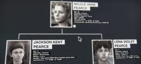Watch Dogs: Aiden's Pearce Family Tree