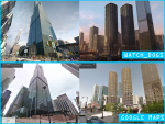 Watch Dogs Chicago City Comparison Screenshot