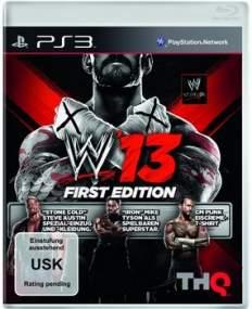 wwe 13 first edition WWE 13 First Edition معرفی شد