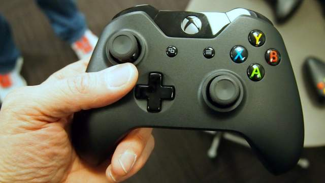 """Microsoft details """"Menu"""" and """"View"""" buttons on Xbox One ..."""