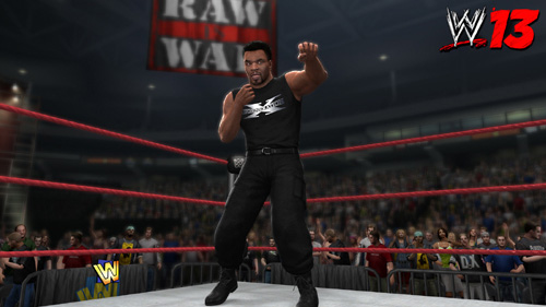 WWE 13: Mike Tyson Confirmed, first screenshot released