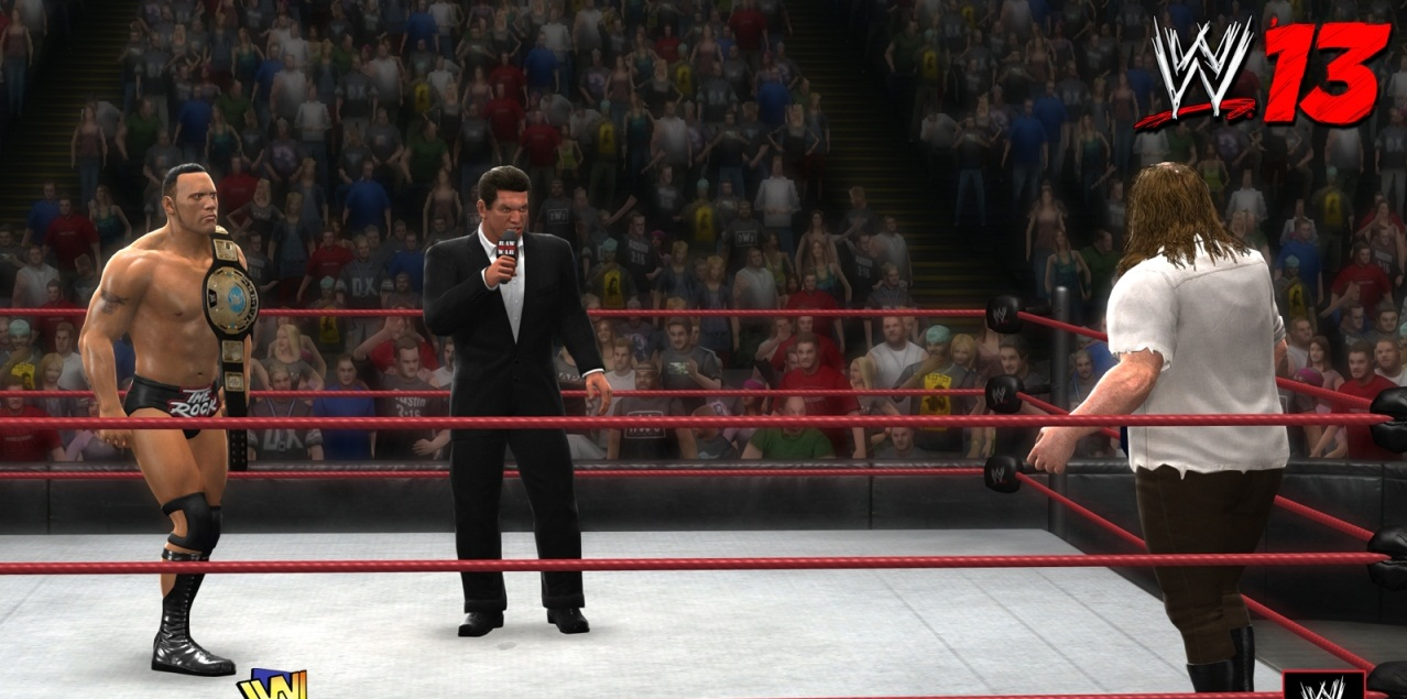 matchmaking wwe 13 Watch video  ric flair has some wwe matchmaking advice for vince mcmahon-- set ronda rousey vs charlotte flair, asap ric's daughter is the current smackdown women.