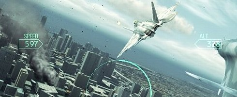 Ace Combat Assault Horizon for PS3 and Xbox 360