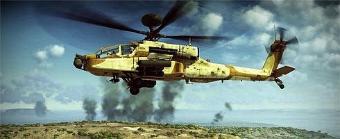 Apache: Air Assault, Air Assault, Apache