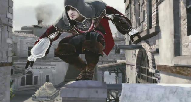 Assassin's Creed: Brotherhood, Title Image