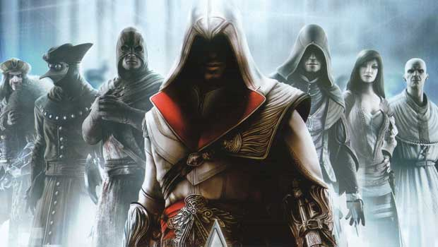 Assassin's Creed: Brotherhood Multiplayer Screenshot