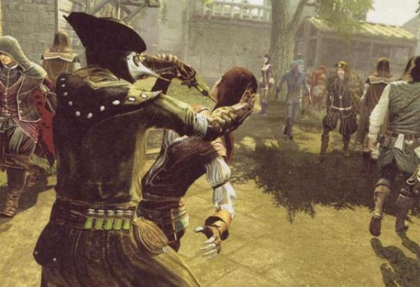 Assassin's Creed Brotherhood, Multiplayer, Screenshot