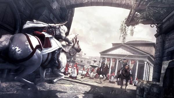 Assassin's Creed Brotherhood, Pics