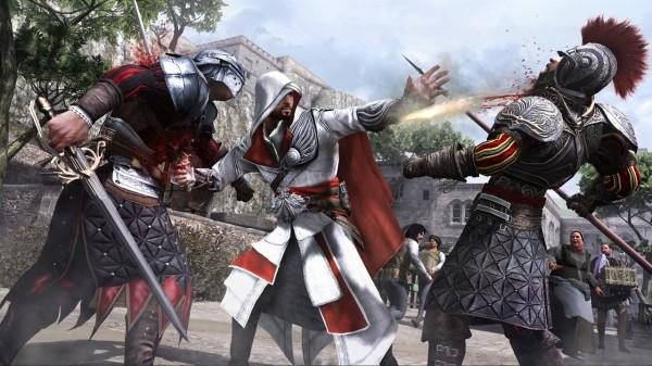 Assassin's Creed Brotherhood, Gameplay, Image