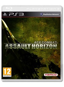 Assault Horizon Packshot