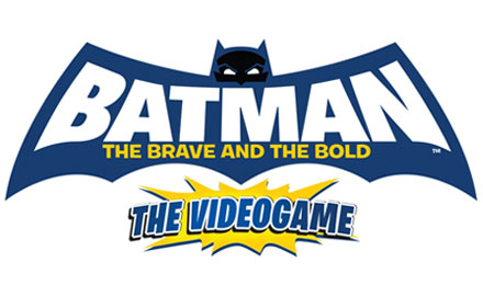 Batman The Brave and the Bold logo, screen