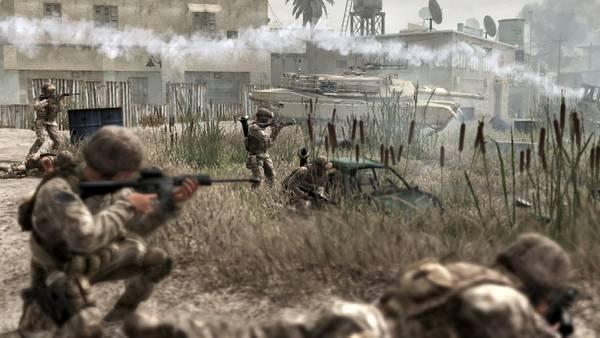 Call of Duty: Modern Warfare 2 screenshot