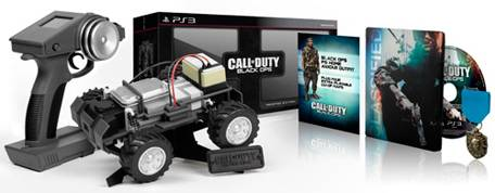 Call of Duty Black Ops Collectors Edition