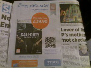 Tesco Ads